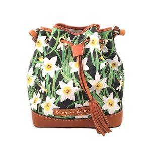 Dooney & Bourke | Daffodil Leather Bucket Bag ✨💐✨